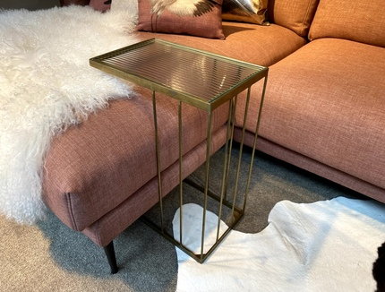Caesar Sofa Table