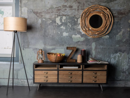 Sol Cabinet Sideboard by Dutchbone